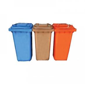 3 in 1 recycle bin - 240l