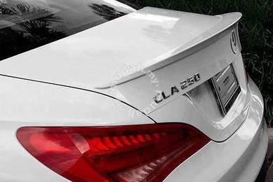 MercedeS W117 CLA AMG STYLE CLA45 REAR SPOILER