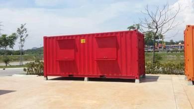 Food Kiosk Container / Kedai Kontena