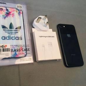 Iphone 8 64gb full set