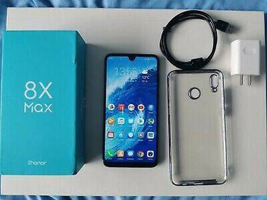 Huawei Honor 8X Max 4GB RAM, 64GB ROM Blue