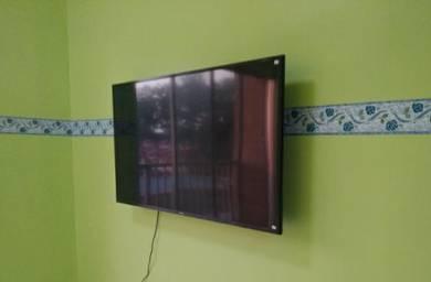 Pasang Bracket TV Melaka Area (14-60 Inci)