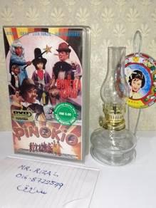 PINOKIO VHS Film Movie Video Tape