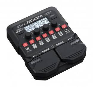 Zoom g1 Four - Guitar Multi Effects Pedal
