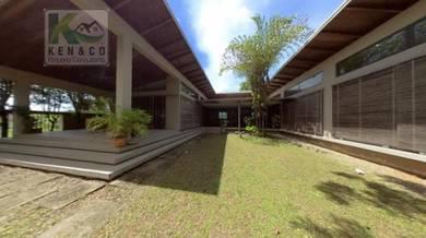 Detach house for sale petra jaya