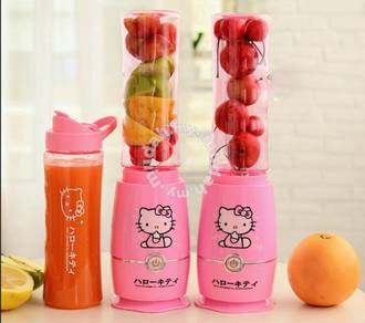 Hello Kitty Shake N Take Smoothie Blender