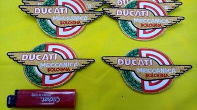 Patches ducati