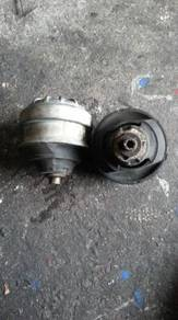 Mercedes 190e engine mounting