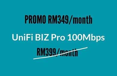 Unifi fiber biz 100mbps promo