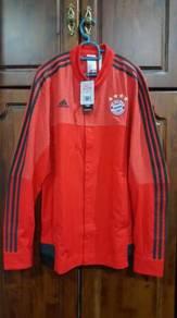 Adidas Bayern Munchen FC anthem jacket