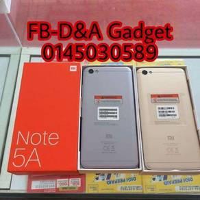 New - Note 5 a - 16 gb - full box