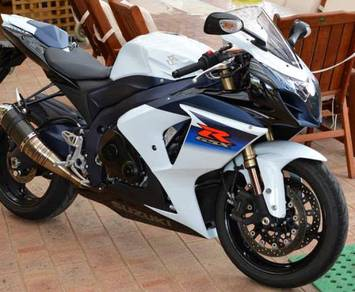Suzuki GSX-R1000 Excellent Scorpion