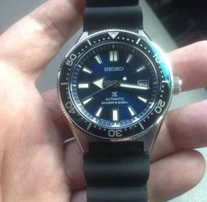Seiko first diver recreation