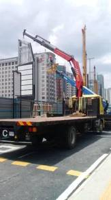 Lorry Crane Transport Services
