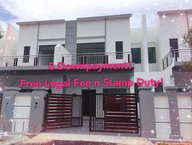 0 Downpayment⚠️Full Loan ❗New House For Sale