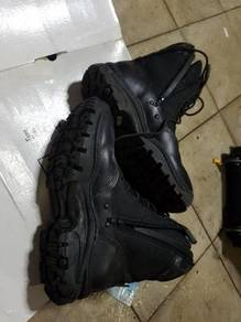 Pdrm army boots shoes