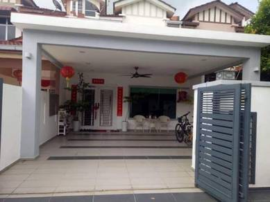 20x70 BANDAR BOTANIC KLANG FULLY RENOVATED GATED & GUARDED SUPER VALUE