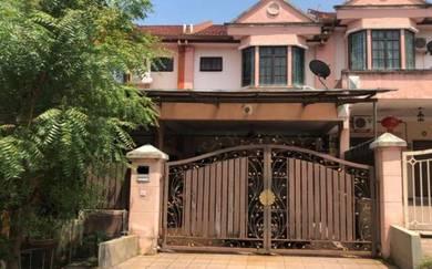 Double Storey Terrace House Perdana College Height