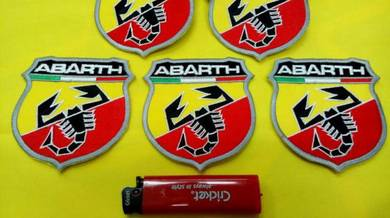 Patches abarth