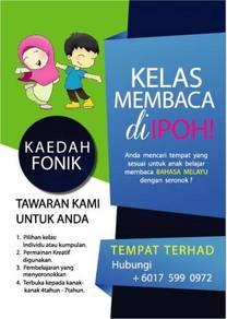 Kelas Membaca Bahasa Melayu
