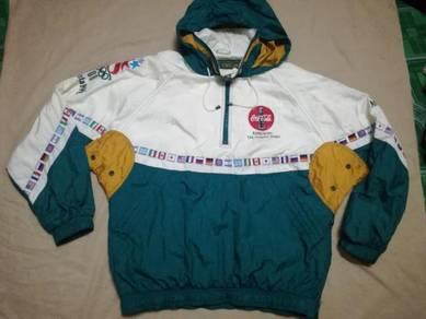 Vintage 1996 Atlanta Olympics Starter Jacket