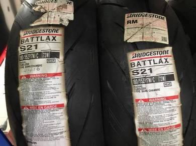 Bridgestone Battlax S21 Superbike Tyre