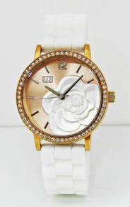 U2 Ladies 3D Rose Dial Watch UL868545