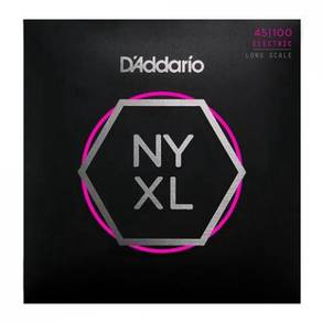D'Addario NYXL45100 NYXL Bass Strings