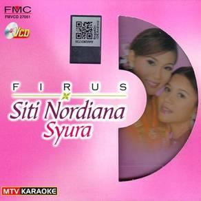 Siti Nordiana & Syura Firus VCD MTV Karaoke