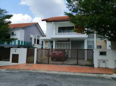 SEMI D HOUSE, ALAM SUTERA, BUKIT JALIL, 40x84 Gated And Guarded