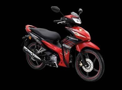 Honda dash 125 fi (PROMOSI)