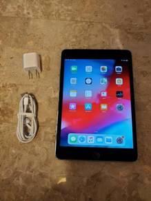 Apple iPad mini 4 Tablet,Wi-Fi   Cellular