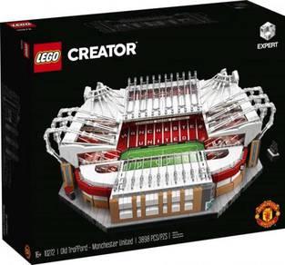 Lego 10272 Creator Old Trafford Manchester United
