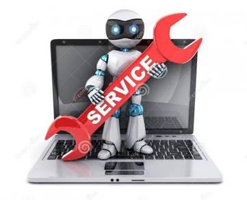 Laptop Repair and Service Skudai