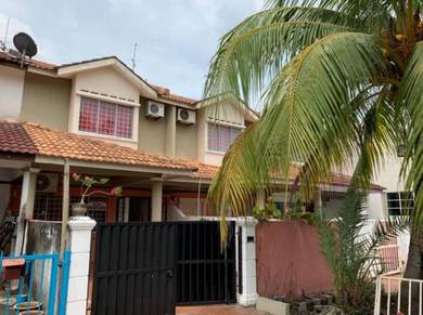 2 Storey Terrace House, Taman Merdeka, Batu Berendam