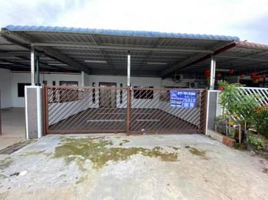 FOR SALE -Taman Indah Jaya Kluang (100% full loan)