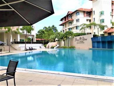 {SPACIOUS FACING GOLF COURSE} Putri Palma Condominium Putrajaya, Big