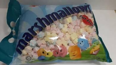 Flower Marshmallow Halal Jakim