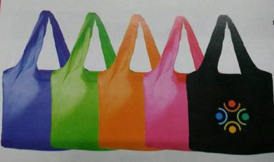 Heavy duty Foldable Shopping Bag