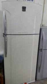 Refrigerator Toshiba Freezer Peti Ais Sejuk Fridge