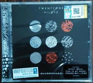 IMPORTED CD TWENTY ONE PILOTS Blurryface