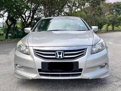2011 honda accord modulo bodykit spoiler paint