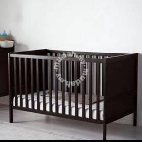 Ikea sundvik katil baby/baby cot