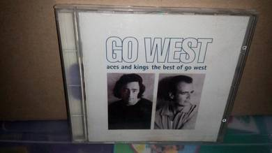 CD The Best Of Go West