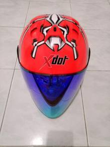 Xdot helmet (URGENT)