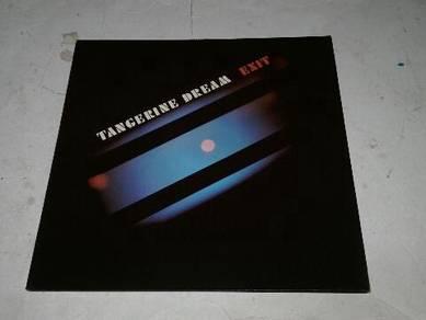 TANGERINE DREAM - EXIT LP Records