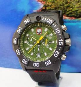 LUMINOX Navy Seal Chronograph XS.3597 Green Dial