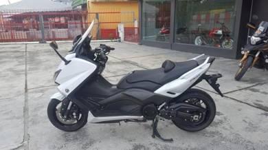 Yamaha tmax 530 2015 unregistered
