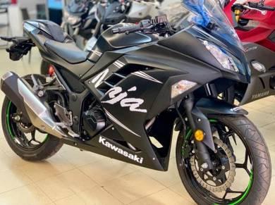 Kawasaki Ninja 250 (Worth to Buy) New Bike Sales