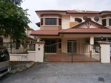 Double Storey SEMID at Garden Villa, Sunway Ipoh
